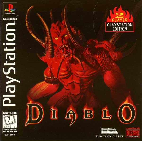 Image result for diablo playstation